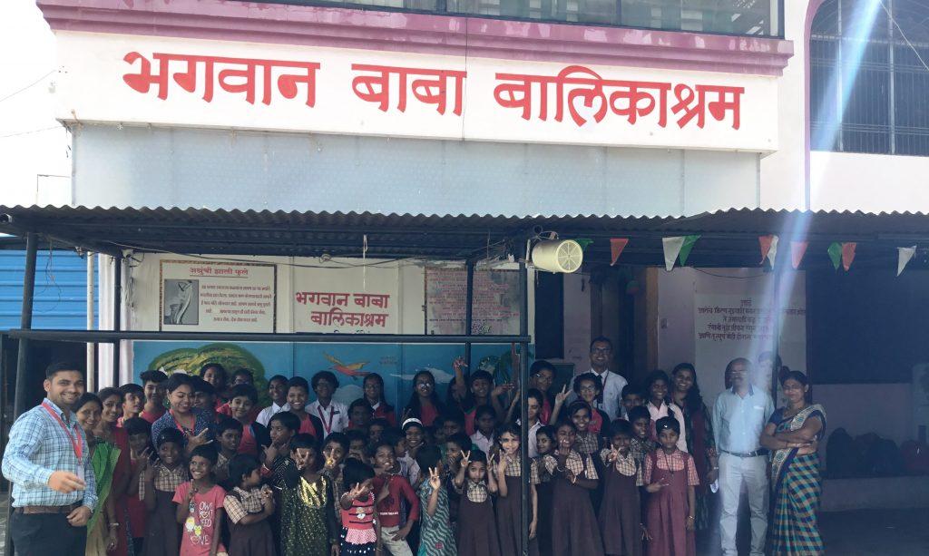 Wockhardt Global School - Service Activity