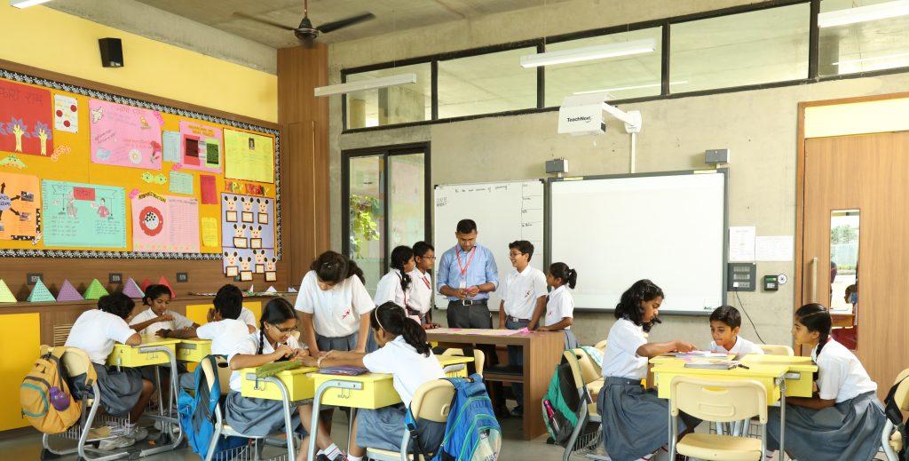 Wockhardt Global School - Class Activity