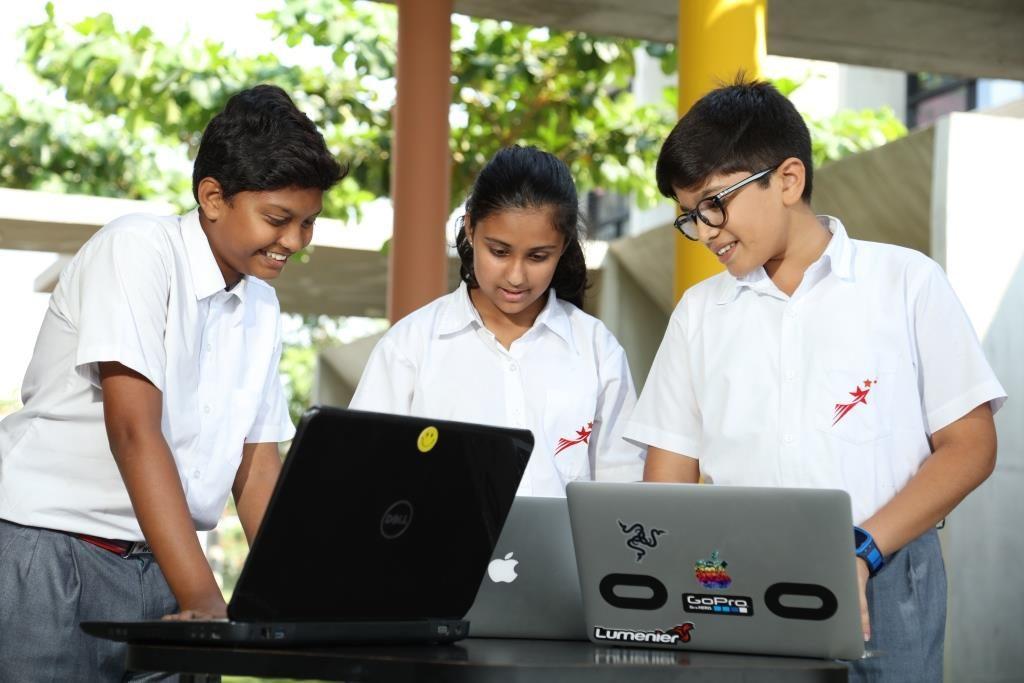 Wockhardt Global School - DP students